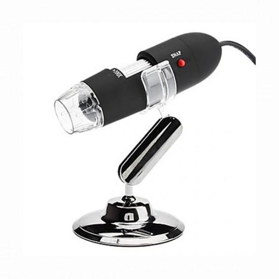 Microscopio USB 5 megapixels x400