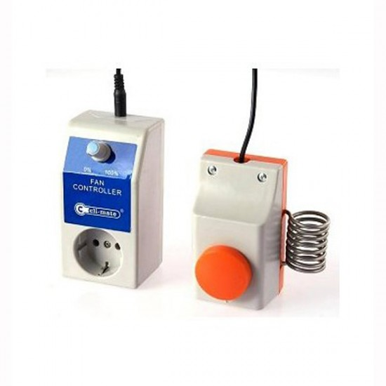 Fan controller temperatura Cli-Mate
