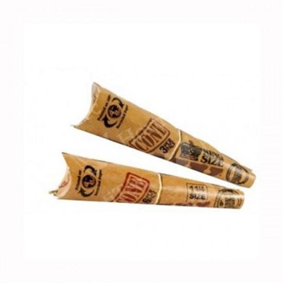 Papel Raw Cone pack de 3 uds