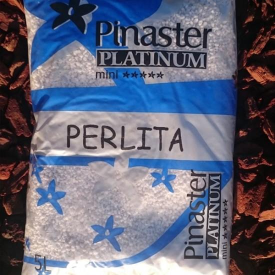 Perlita Platinum Estructura 2-6mm saco 5L Pinaster