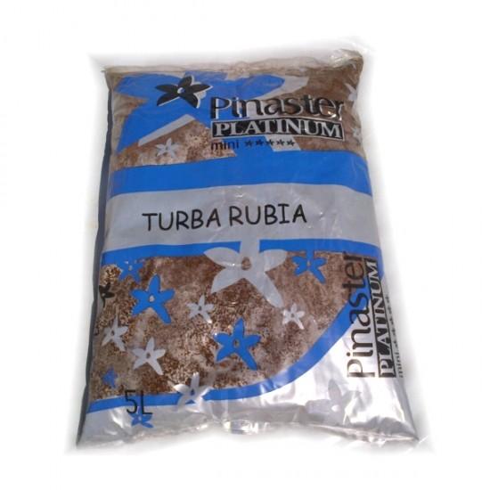 Turba rubia natural  Platinum saco 5L Pinaster