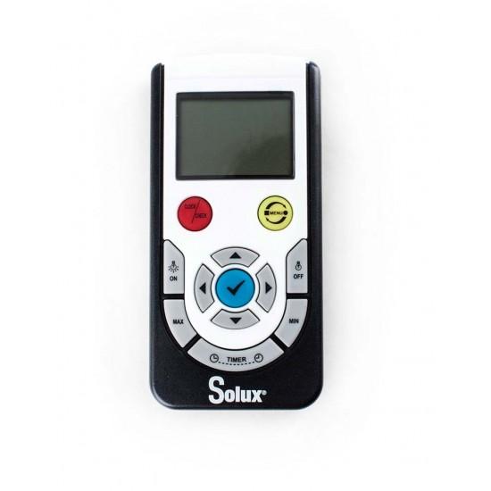 Mando Balastro Electra Digital Solux 600w