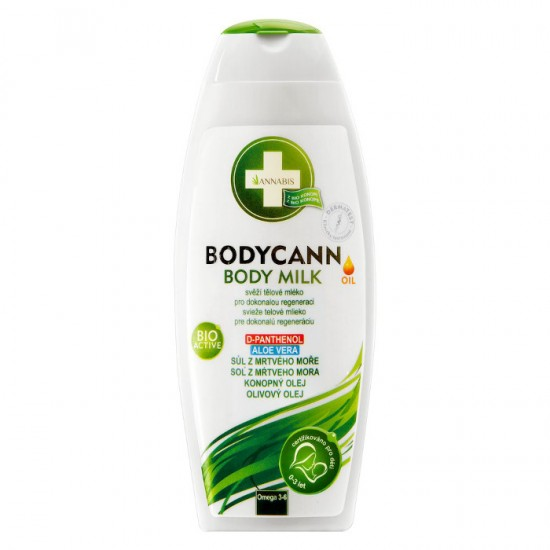 Bodycann Body Milk Annabis