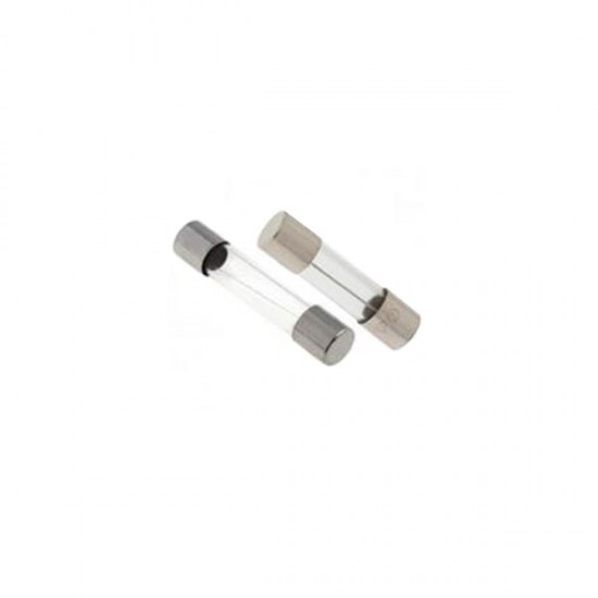 Fusible cristal 5x20mm 10A