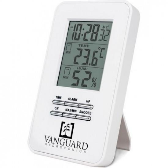 Termohigrómetro digital Vanguard